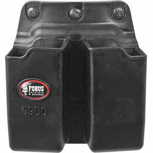 Fobus Roto Double Magazine Pouch, S&W M&P 9mm, .40 Cal
