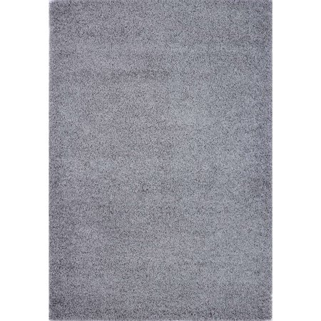 Pierre Cardin Collection Solid Geometric Design Area Rug