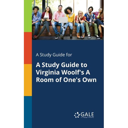 A Study Guide for a Study Guide to Virginia Woolf's a Room of One's Own Cd Rom Study Guide