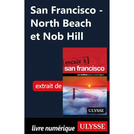 San Francisco - North Beach et Nob Hill - eBook