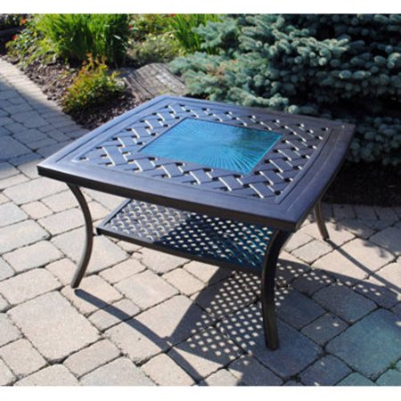 Better Homes And Gardens Portmore Cast Aluminum Outdoor Coffee Table