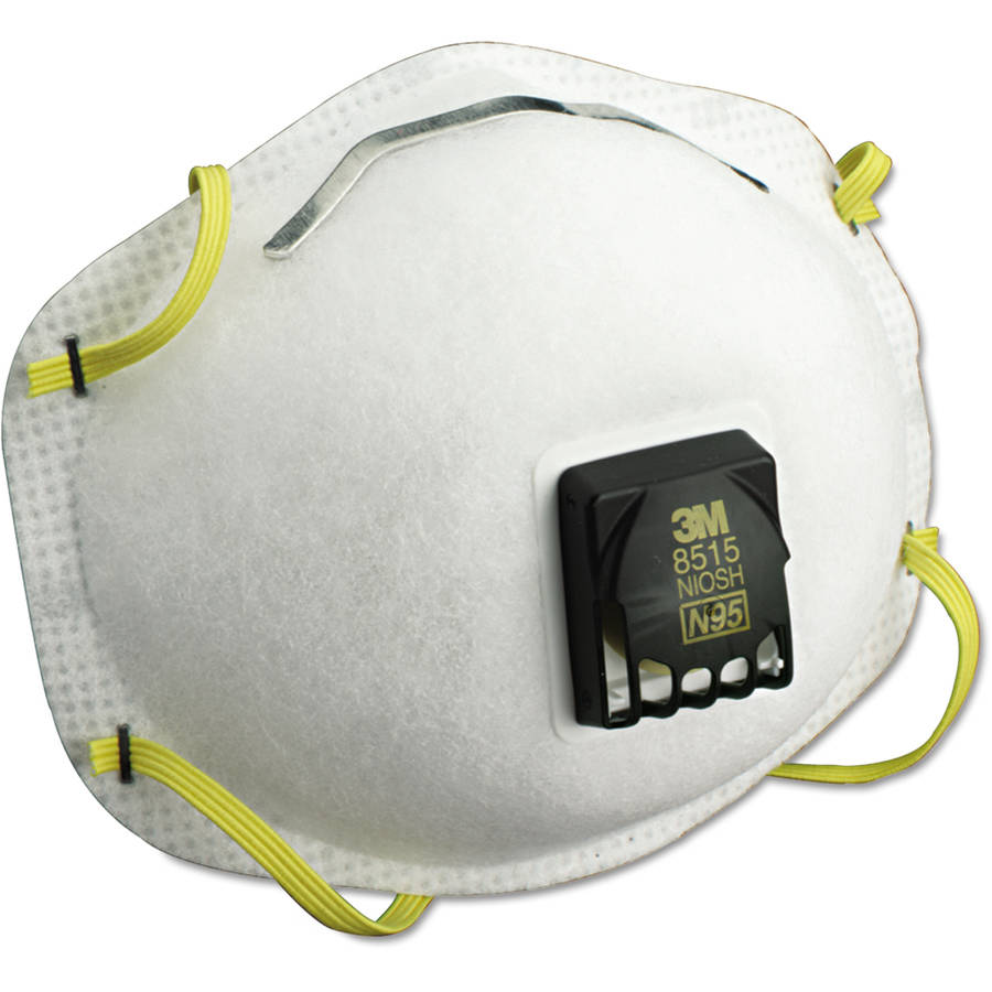 3M 07185 N95 Particulate Respirator (20 Pack) by 3M