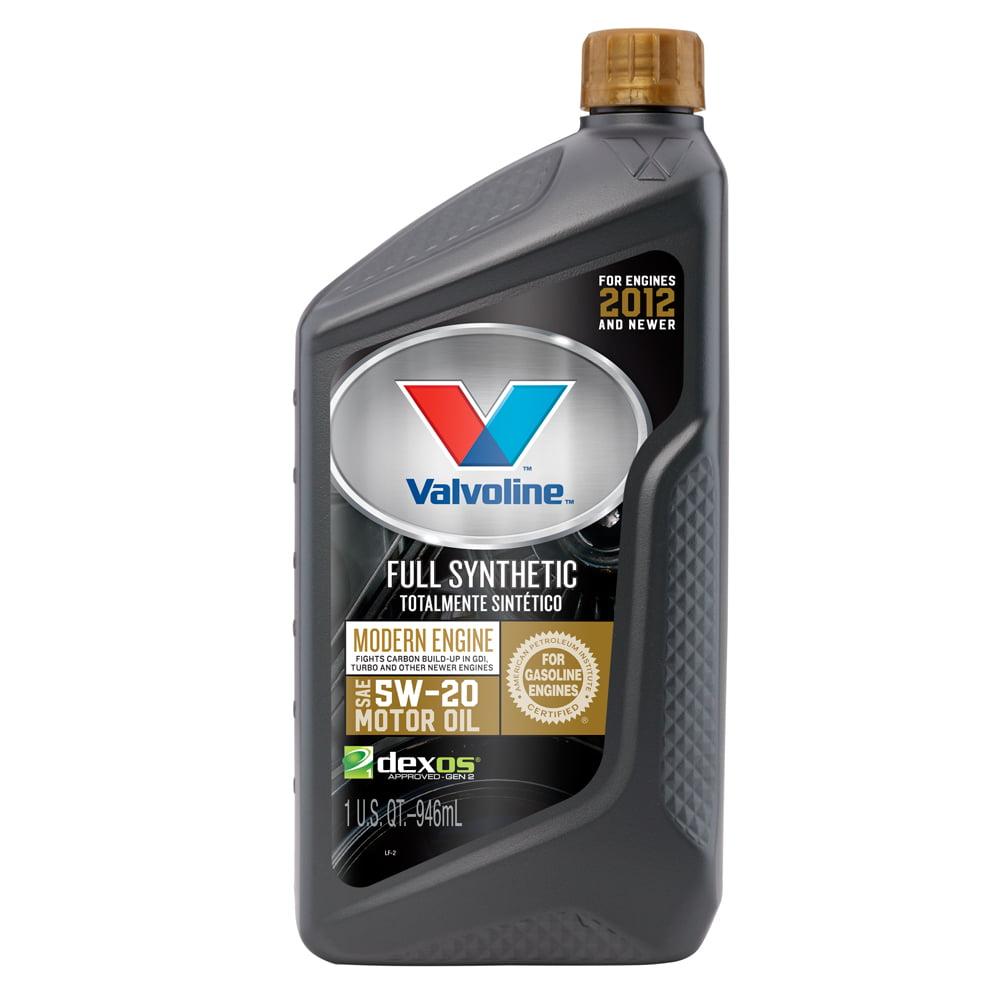 Valvoline™ Modern Engine SAE 5W-20 Full Synthetic Motor Oil - 1 Quart