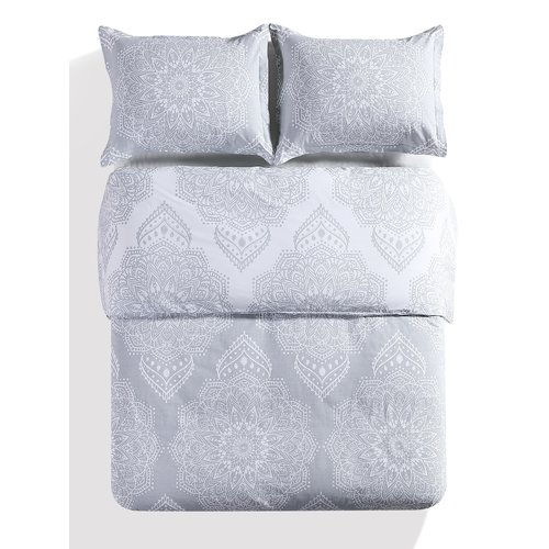DR International Lucca 3 Piece Duvet Cover Set (Set of 3)