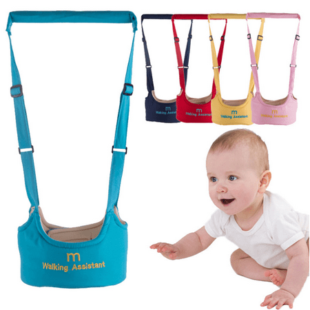 Babywalker Baby Toddler Walking Assistant Protective Belt Carry Trooper Walking Harness Learning Assistant Learning Walk Safety Reins Harness Walker Wings ()