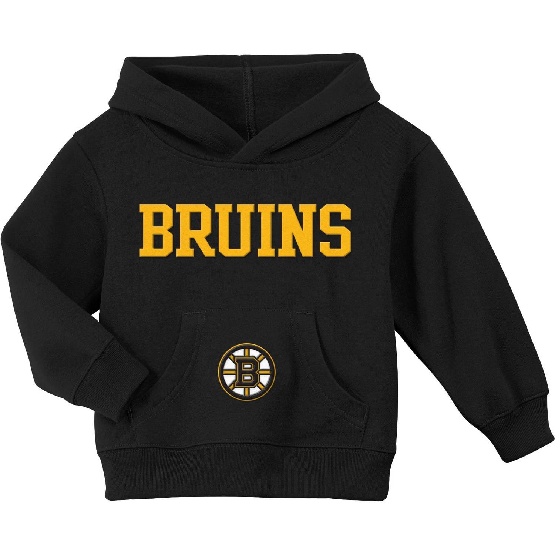 NHL Boston Bruins Toddler Team Fleece Hoodie