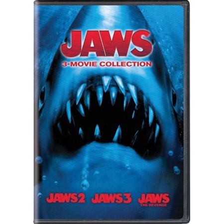 Jaws 3-Movie Collection (DVD) (Jabber Jaws)