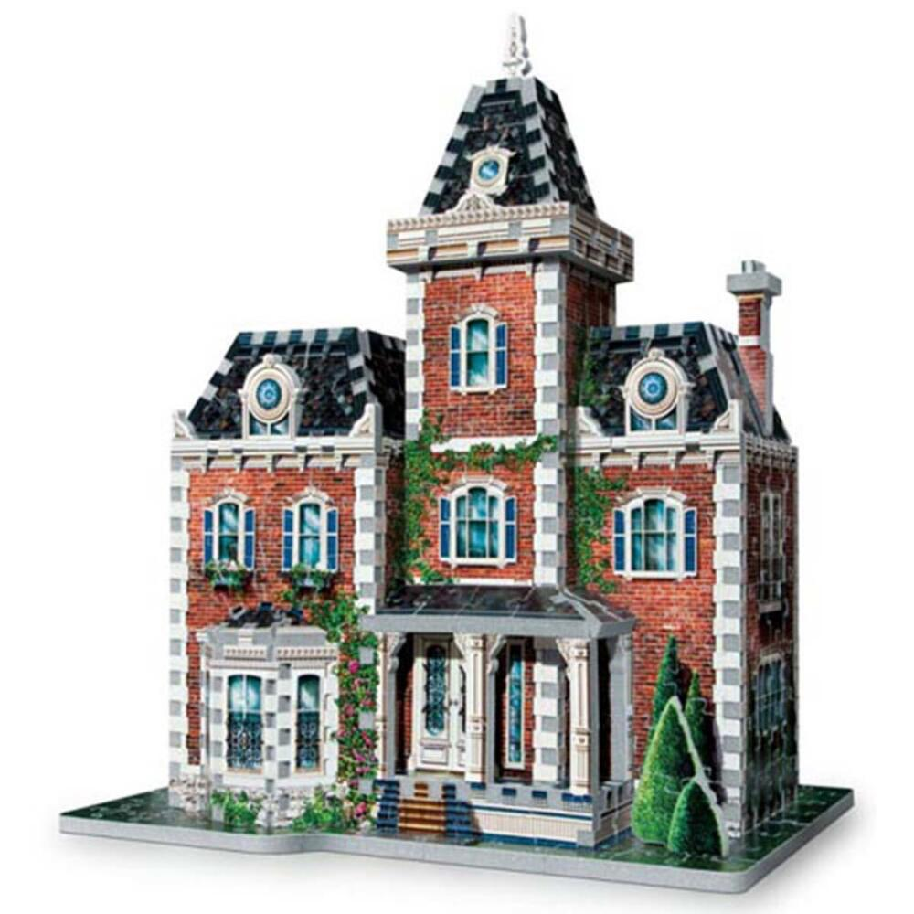 Mansion Collection Lady Victoria 3D Puzzle, 465 Pieces by Wrebbit