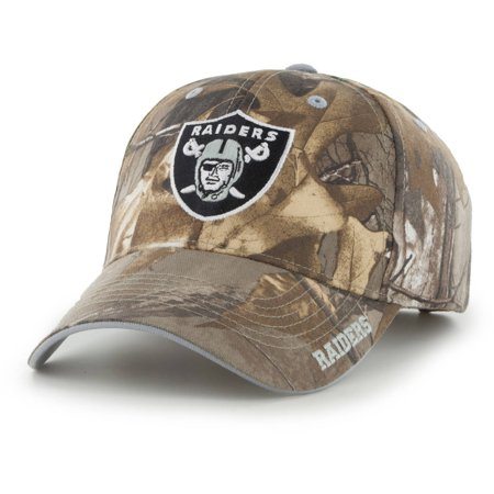 NFL Oakland Raiders Mass Realtree Frost Cap - Fan Favorite