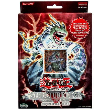 Dinosaur's Rage Structure Deck 1st Edition Yu-Gi-Oh