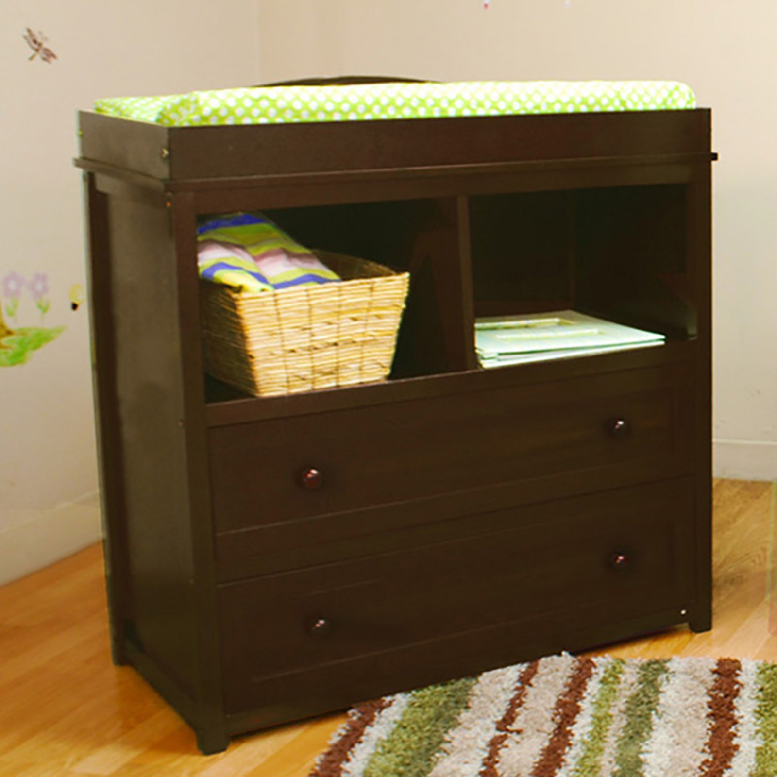 Athena Leila 2-Drawer Changer