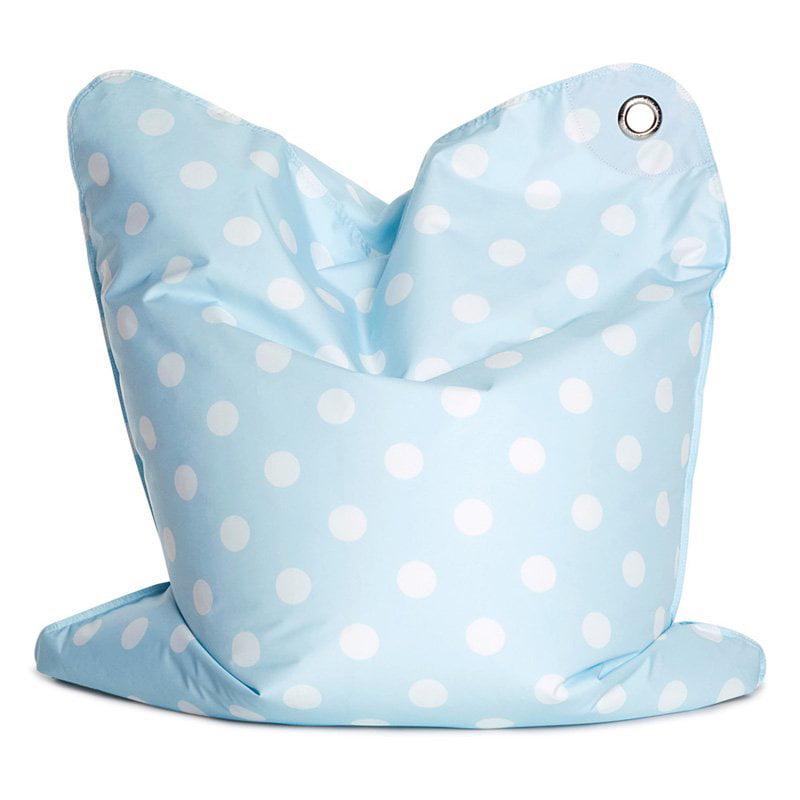 THE BULL Mini Fashion Bean Bag Chair - Bebe Blue