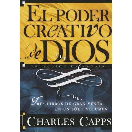 El poder creativo de Dios : Tres libros de gran venta en un sólo (Paginas De Compra Y Venta En Estados Unidos)