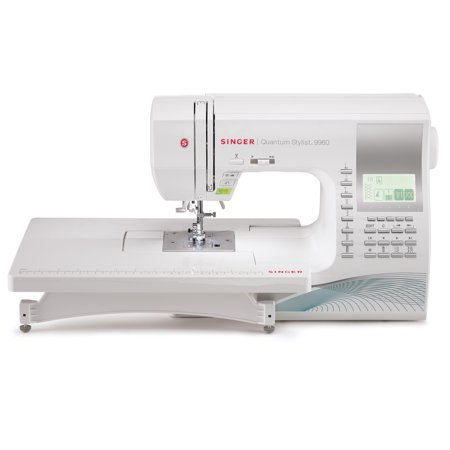 Singer 9960 Quantum Stylist Sewing Machine (Singer Sewing Machine Model 66 16 Value)