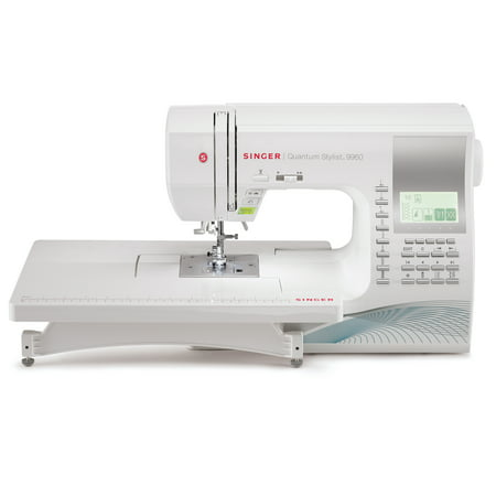 Singer 9960 Quantum Stylist Sewing Machine (Husqvarna Sewing Machine)