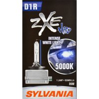 Sylvania D1R SilverStar zXe HID Headlight Bulb, Single Pack