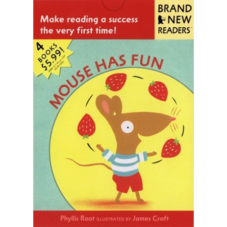 Mouse Has Fun : Brand New Readers (Band Fun)