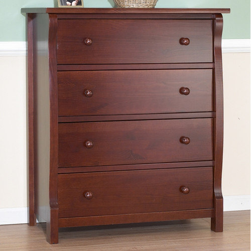 Sorelle Princeton 4-Drawer Chest