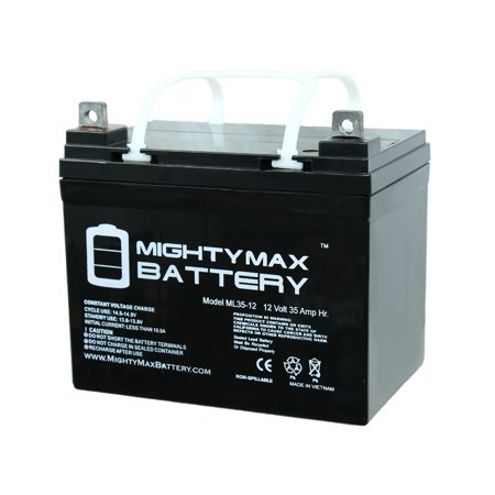 12V 35AH SLA Battery Replacement for EJ Magnium Recliner - image 1 de 6