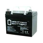 12V 35AH SLA Battery for Minn Kota Endura C2 - Trolling  Motor