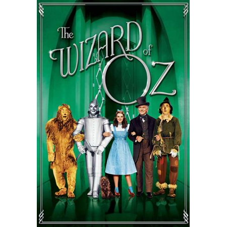 The Wizard of Oz - movie POSTER (Style L) (27