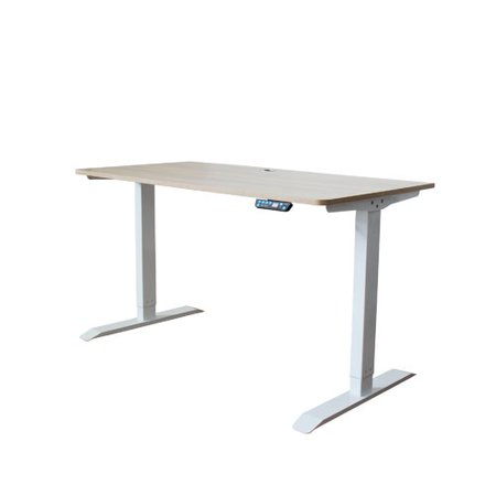 new concept 80d2c dcce0 Symple Stuff Mollie Ergonomic Height Adjustable Standing Desk