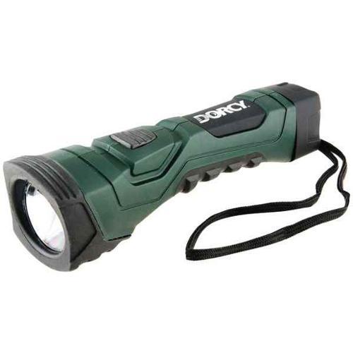190-Lumen LED Cyber Light Flashlight  - Green