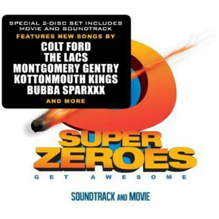 Image of Super Zeroes (Original Soundtrack) (CD + DVD)