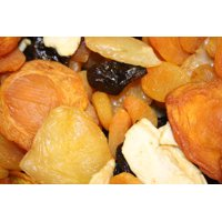 BAYSIDE CANDY DRIED MIX FRUIT DELUXE, 1LB