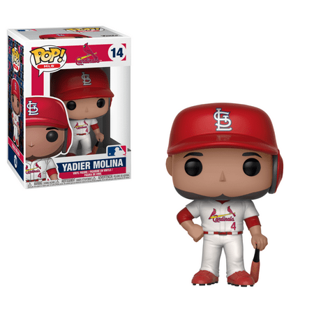 Mlb Colored Collectibles (Funko POP MLB: S3- Yadier Molina)