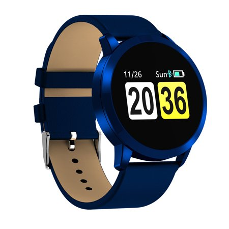 WQ8 Smart Heart Rate Blood Pressure Monitor Color Screen IP68 Deep Waterproof Watch for Adults, Children, the Old, Businessmen