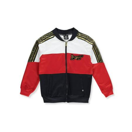 Switch Boys' Track Jacket