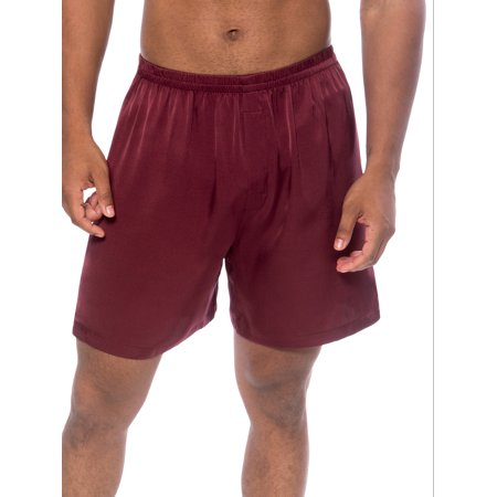 Magic Silk Silk Boxers - TexereSilk Men's 100% Silk Boxer Shorts - Luxury Gift Ideas for Him