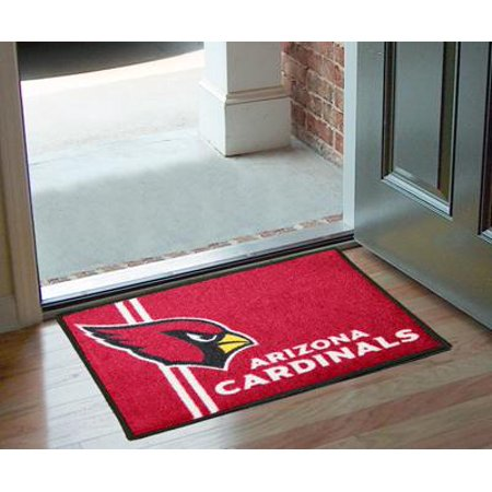 Arizona Cardinals Car Mats (NFL Arizona Cardinals Starter Mat)