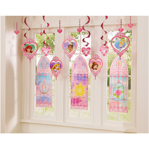Mayflower Distributing 62375 PRINCESS DREAM PARTY - ROOM KIT