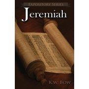 Expository: Jeremiah: A Literary Commentary On the Book of Jeremiah (Paperback)