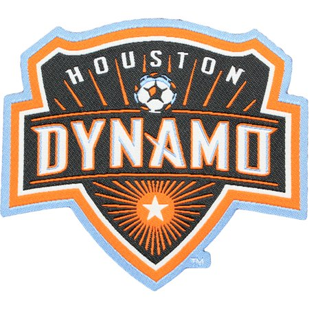 Houston Dynamo Primary Team Crest Pro-Weave Jersey
