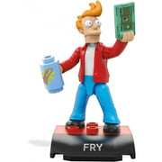 Mega Construx Heroes Fry Buildable Collector Figure