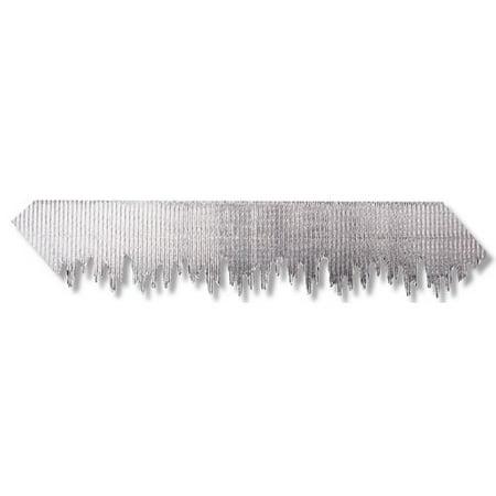 - Pacon Corporation Silver Metallic Icicles Bordette Classroom Border