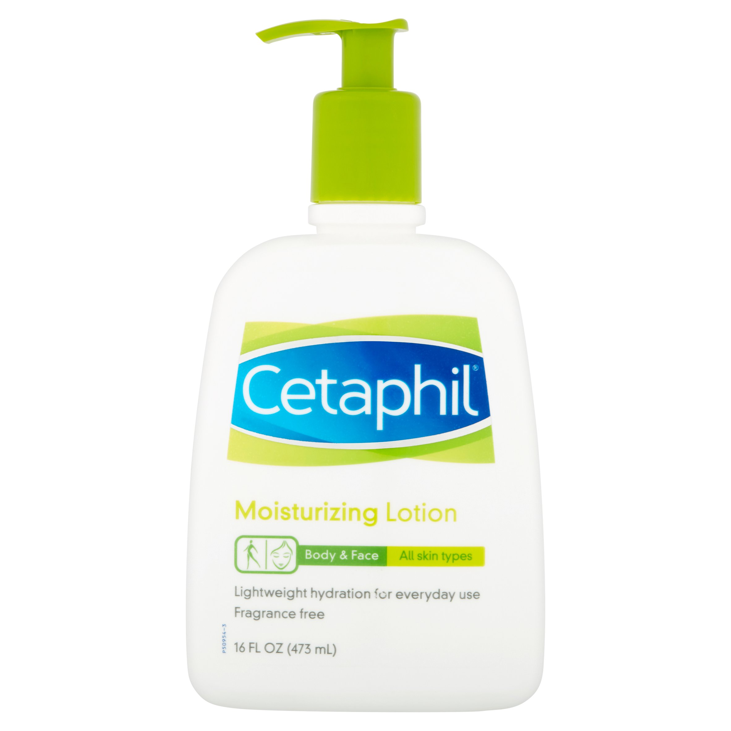 Cetaphil Fragrance Free Moisturizing Lotion, 16-Ounce Bottles