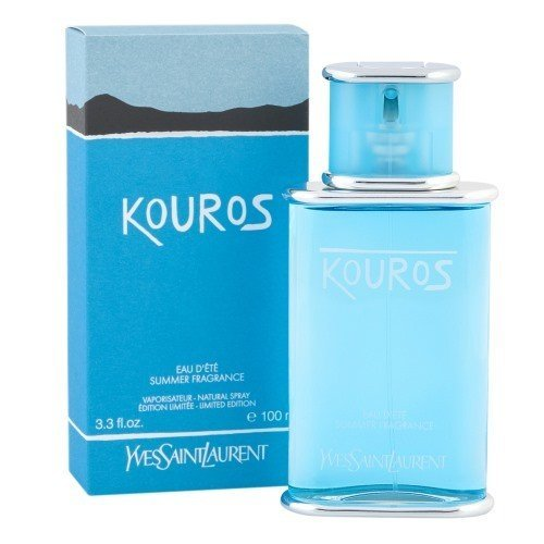 Yves Saint Laurent KOUROS SUMMER EAU D'ETE Men Eau de Toi...