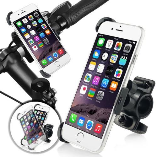 "Insten Bicycle Phone Holder Mount Bracket Cradle For Apple iPhone 6 6S 4.7"" (Perfect fit)"