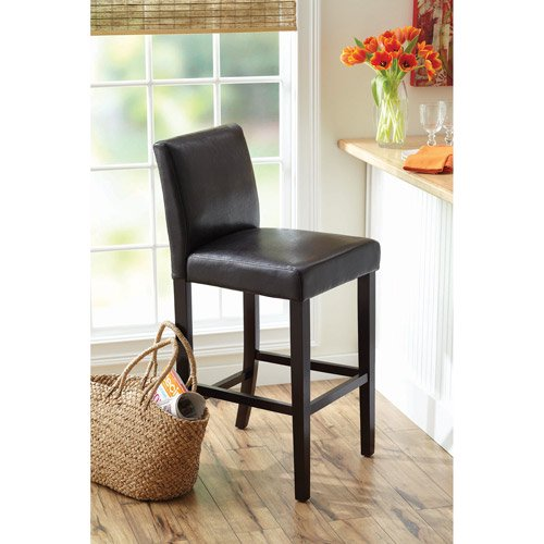 Better Homes And Gardens 29 Parsons Bar Stool Brown