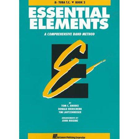 - Essential Elements Book 2 - BB Tuba T.C.