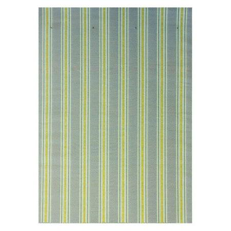 Mad Mats Vertical Stripe Indoor/Outdoor Area Rug ()