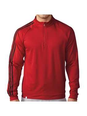 d4d9d6885 Product Image New Adidas Golf 3-Stripes 1/4 Zip Layering French Terry  Fleece PICK Color