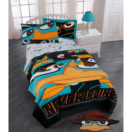 Fasttrackphineas Ferb Comforter