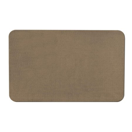 Skid-resistant Carpet Indoor Area Rug Floor Mat - Camel Tan - 4' X 6' - Many Other Sizes to Choose (Camel Area Rug)