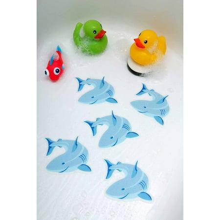 SlipX Solutions Shark Tub Tattoos