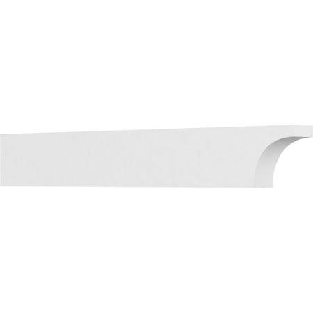 Standard Huntington Architectural Grade PVC Rafter Tail 3 W X 6 H X 4